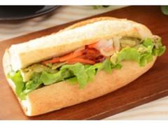 ナチュラルローソン ベトナム風サンドイッチ 豚肉&パクチー