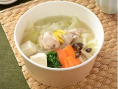ナチュラルローソン 博多風水炊き鍋スープ