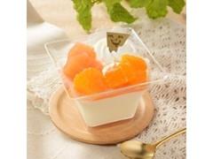 ナチュラルローソン Minako Imada Produced 王妃の菜園パンナコッタ 清見オレンジ