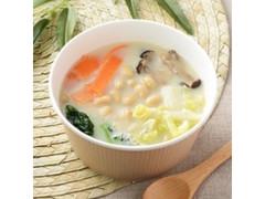 ナチュラルローソン お出汁で仕上げた大豆のスープ