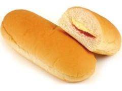 ニューデイズ Panest コッペパン いちごジャム&マーガリン