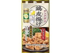 ニューデイズ サックサク鶏皮揚げ 生姜醤油味