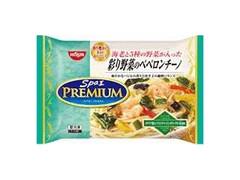 日清食品冷凍 スパ王プレミアム 彩り野菜のペペロンチーノ 袋277g