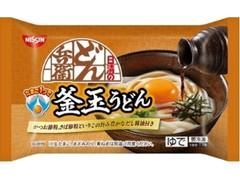 日清食品冷凍 日清のどん兵衛 釜玉うどん 袋219g