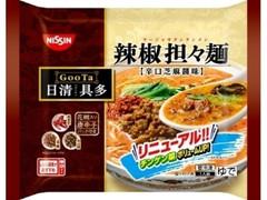 日清食品冷凍 日清具多 辣椒担々麺 袋334g