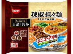 日清食品冷凍 日清具多 辣椒担々麺
