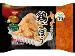 日清食品冷凍 日清にぎっ太 ふっくらおにぎり 鶏ごぼう 袋1個95g