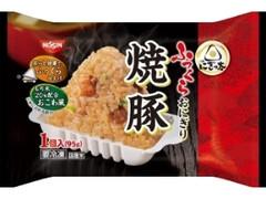 日清食品冷凍 日清にぎっ太 ふっくらおにぎり 焼豚 袋1個95g