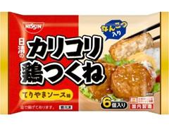 日清食品冷凍 日清のカリコリ鶏つくね 袋120g