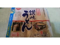 日清食品冷凍 讃岐うどん 袋180g×5
