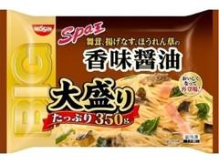 日清食品冷凍 スパ王BIG 香味醤油 大盛り