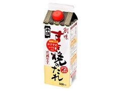 創味食品 すき焼のたれ パック500ml