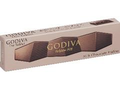 ゴディバ ゴディバ ザ タブレット ミルクチョコレート プラリネ 箱1個