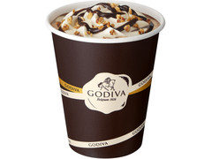 ゴディバ ホットショコリキサー ミルクチョコレート ヘーゼルナッツ プラリネ