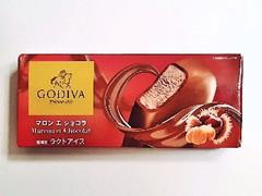 ゴディバ マロンエショコラ 箱80ml