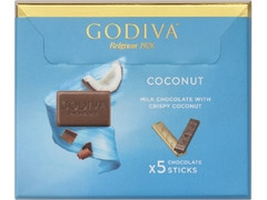 ゴディバ ココナッツ 箱5本