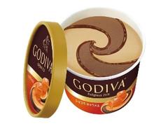 ゴディバ カップアイス ショコラ キャラメル