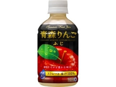 JR東日本ウォータービジネス acure made 青森りんご ふじ ペット280ml