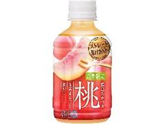 JR東日本ウォータービジネス acure made 福島あかつき桃 ペット280ml