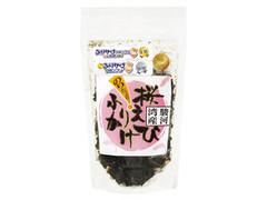 磯駒海苔 のりたっぷり桜えびふりかけ 袋40g