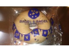 BAGEL&BAGEL メープルウォルナッツベーグル