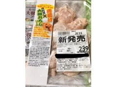 万代 国産若鶏カタ肉たれから 大根おろしソース