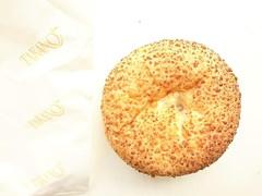 新宿高野 キノコのグラタンパン