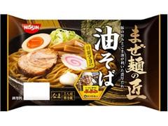 日清 まぜ麺の匠 油そば 袋390g