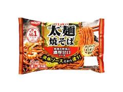 日清食品チルド 日清の太麺焼そば 濃厚甘口ソース