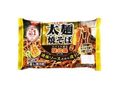 日清食品チルド 日清の太麺焼そば 屋台風ソース 袋350g