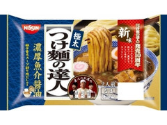 日清食品チルド つけ麺の達人 濃厚魚介醤油 袋396g