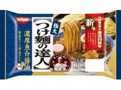 日清食品チルド つけ麺の達人 濃厚魚介醤油