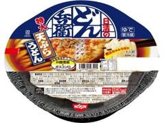 日清食品チルド 鍋焼うどん 日清のどん兵衛 天ぷらうどん 東 カップ223g