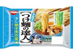 日清食品チルド つけ麺の達人 冷し柚子魚介醤油 袋480g