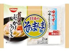 日清食品チルド 日清のそのまんま麺 ごまだれぶっかけうどん 袋420g