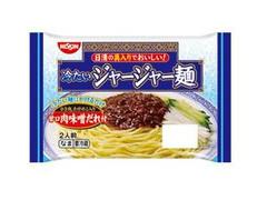 日清 具入りでおいしい 冷たいジャージャー麺 袋170g×2