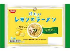 日清食品チルド 冷たいレモンのラーメン