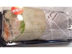 ヴィ・ド・フランス ラップサンド 蒸し鶏サラダ