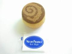 ヴィ・ド・フランス うずまきプリンパン
