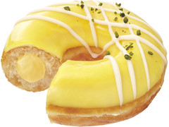 クリスピー・クリーム・ドーナツ レモン レア チーズケーキ