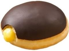 クリスピー・クリーム・ドーナツ チョコ カスタード