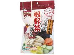 ヨコヤマコーポレーション よこやまの根野菜チップス 袋70g