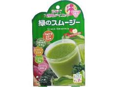 ヨコヤマコーポレーション 緑のスムージー 袋10g×7