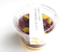 恵那川上屋 ほうじ茶の冷やしぜんざい 1個