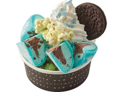 モチクリームジャパン ぱちぱちチョコミントのもちパフェ