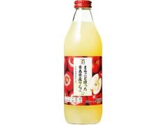 セブンプレミアム まるごと搾った青森県産りんごジュース 瓶1000ml