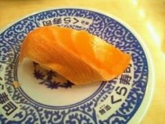 くら寿司 みかんサーモン 一貫
