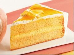 カフェ・ド・クリエ バニラオレンジケーキ