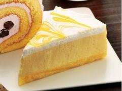 カフェ・ド・クリエ オレンジムースケーキ