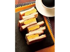 カフェ・ド・クリエ トーストサンド 厚焼きたまご